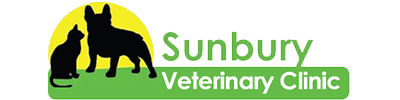 Sunbury Veterinary Clinic logo